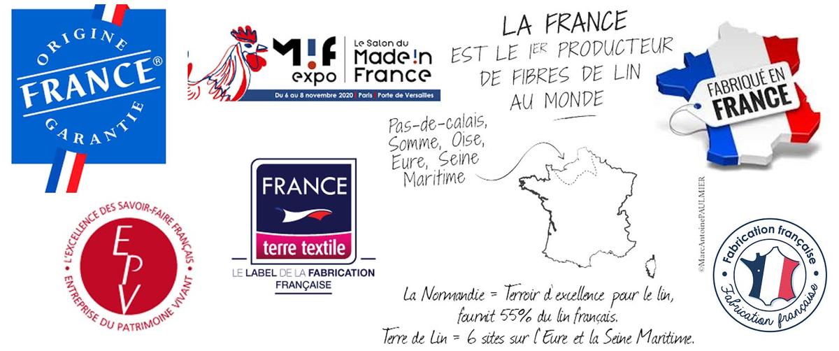 Toiles de Mayenne - La lettre de la Manufacture : Une histoire Française